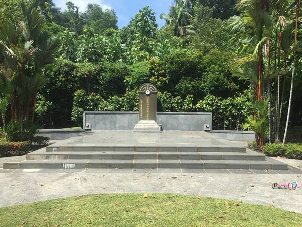 singapore war hero lim bo seng grave