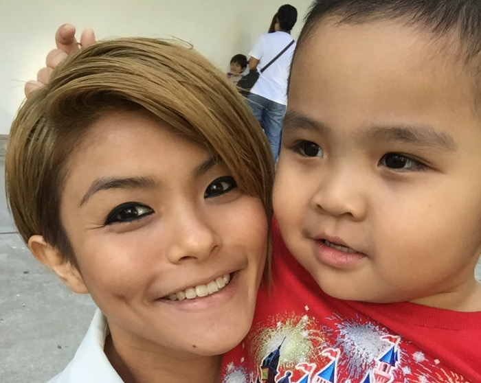 Loving a child with autism singapore mother