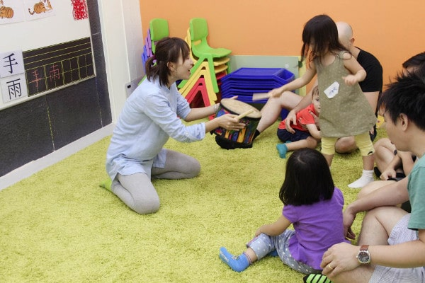 Mandarin Enrichment for Toddlers and Preschoolers YouLe Mandarin