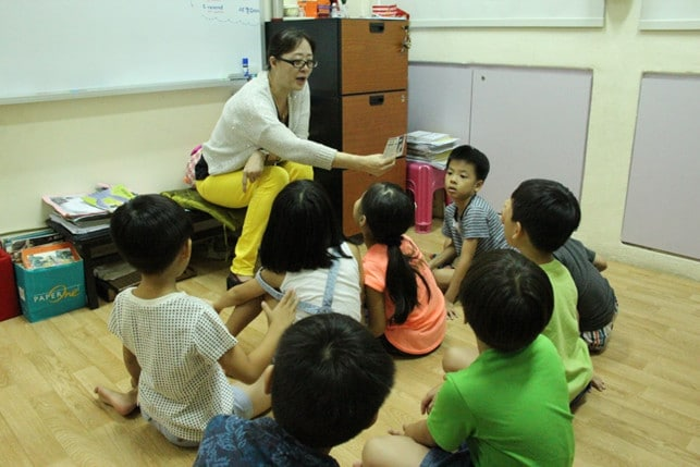 Molin Tutorial Centre Chinese Enrichment classes for children