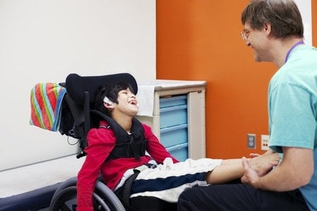 Supporting Children With Special Needs - Therapy