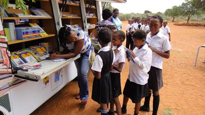 Sony Organizes Book Donation Drive for South African Children