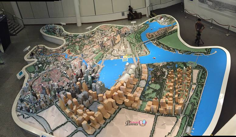 central area model singapore city gallery