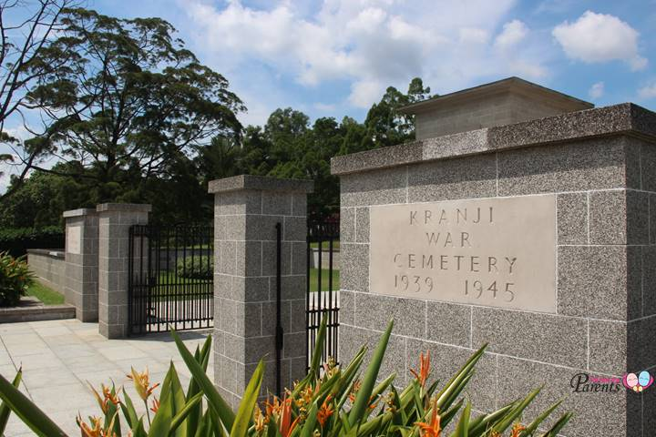 kranji memorial park