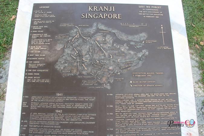 kranji war memorial history