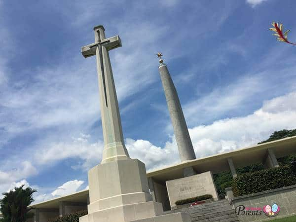 nice view kranji memorial park singapore