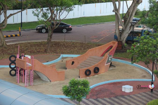 old playground in pasir ris singapore
