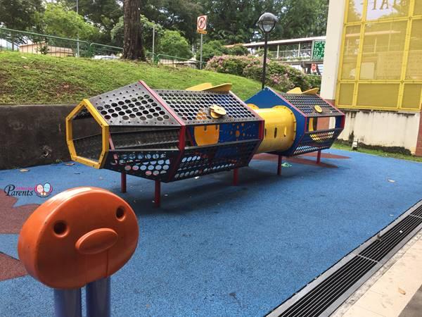 outdoor rocket playground bukit merah