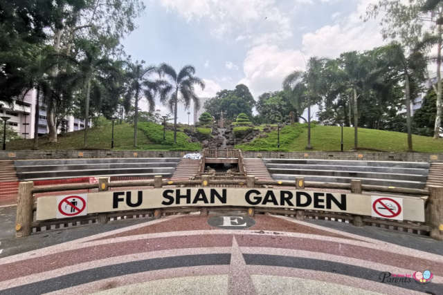 playground at fu shan park woodlands singapore