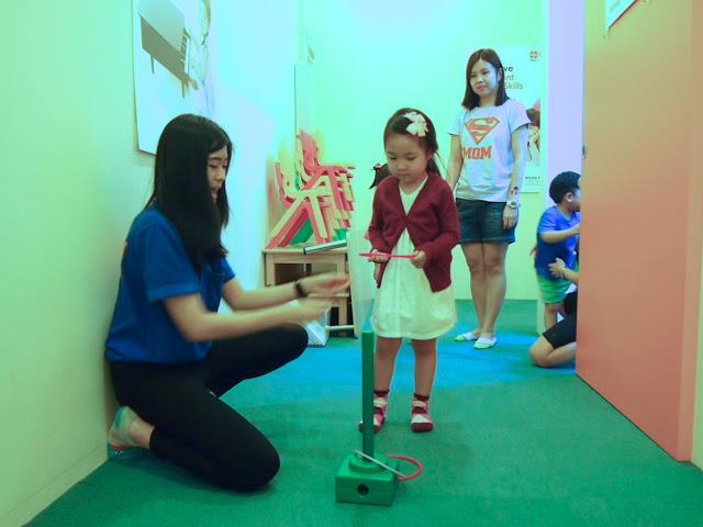 Heguru physical activities