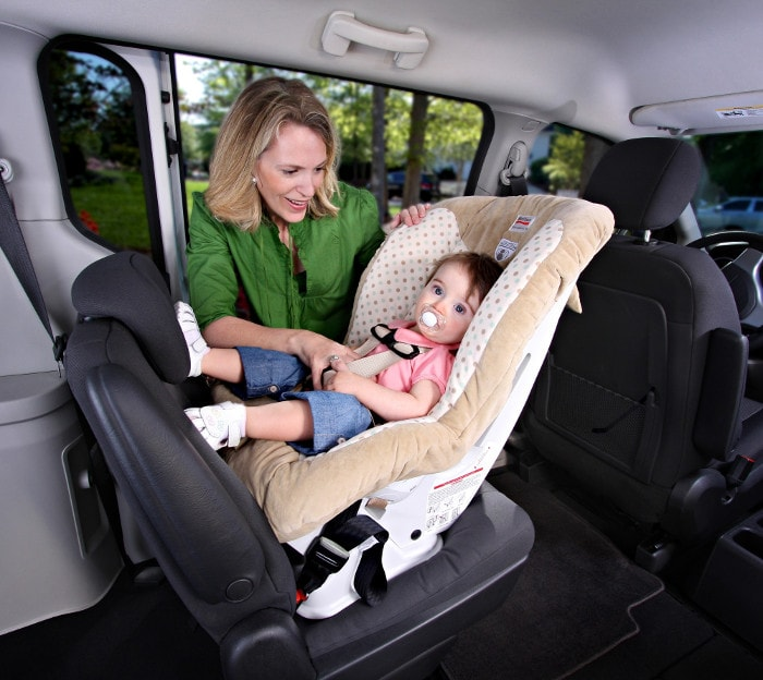 ISOFIX Car Seat Toddlers
