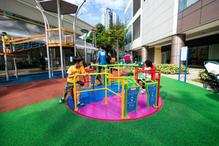 Special needs children playgrounds singapore