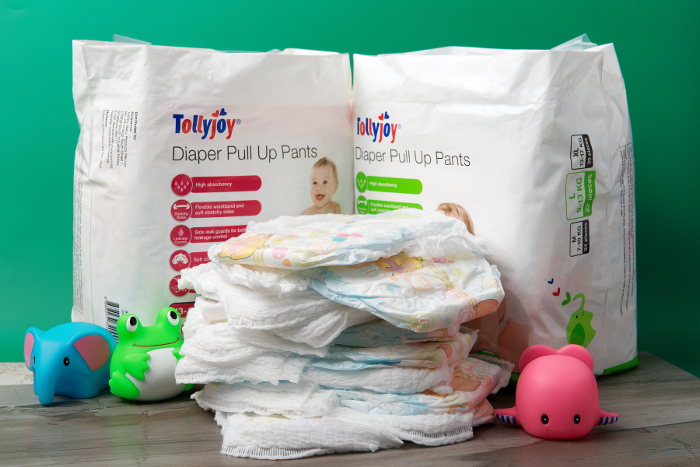 Tollyjoy Diaper Pull Up Pants