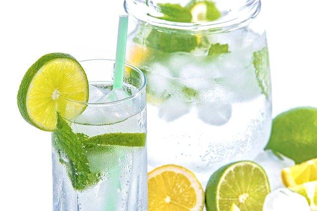 drinking lemon water for morning sickness