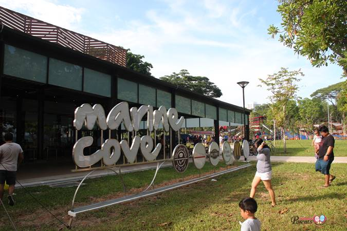 new marine cove east coast park