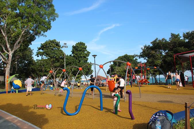 playground for younger children marine cove singapore
