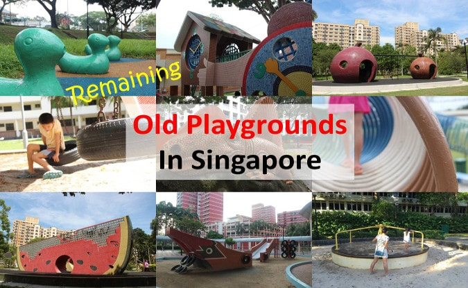 remaining singapore old children playgrounds