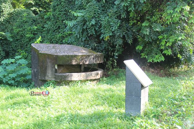 sime road machine gun pillbox