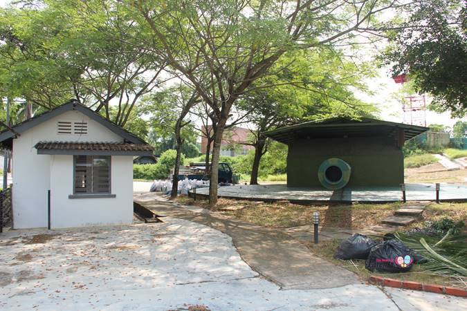 site of johore battery Singapore
