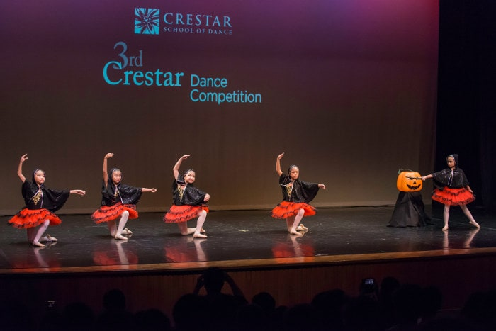 3rd Crestar Dance Competition