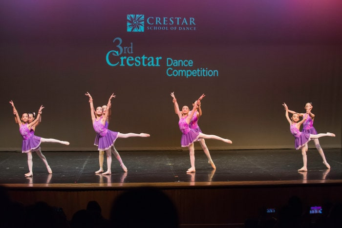 Crestar Dance Competition - Arabian dance