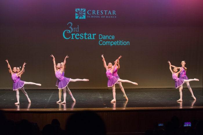 Crestar Dance Competition - Arabian dance