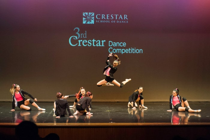 Crestar Dance Competition - Kpop
