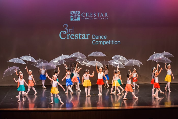 Crestar Dance Competition