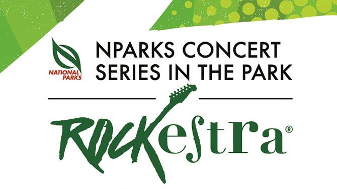 NParks Concert Series Rockestra