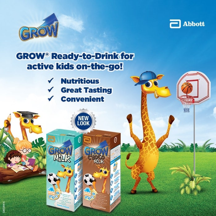 Premium Healthier Milk For Kids