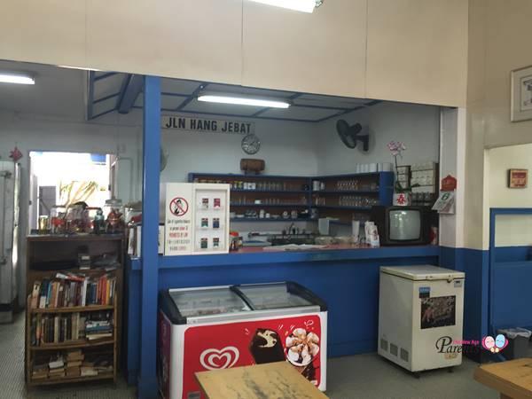 colbar cafe counter singapore