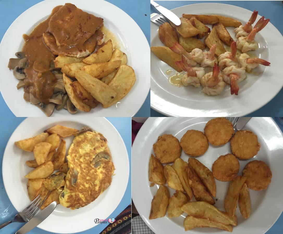 colbar cafe singapore food