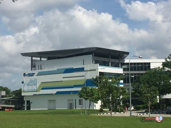 jurong east public library