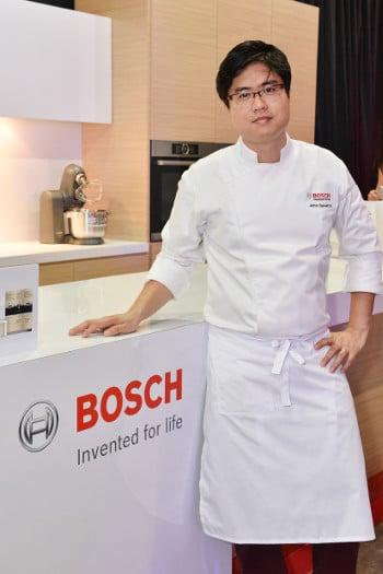 chef john sawarto