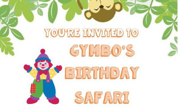 Gymboree Singapore 23 anniversary