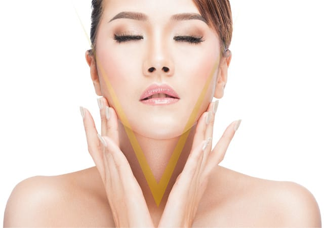 haach perfect v shape facial treatment