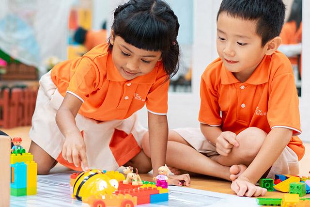 NTUC First Campus My FIRST Skool Holistic Preschool Curriculum