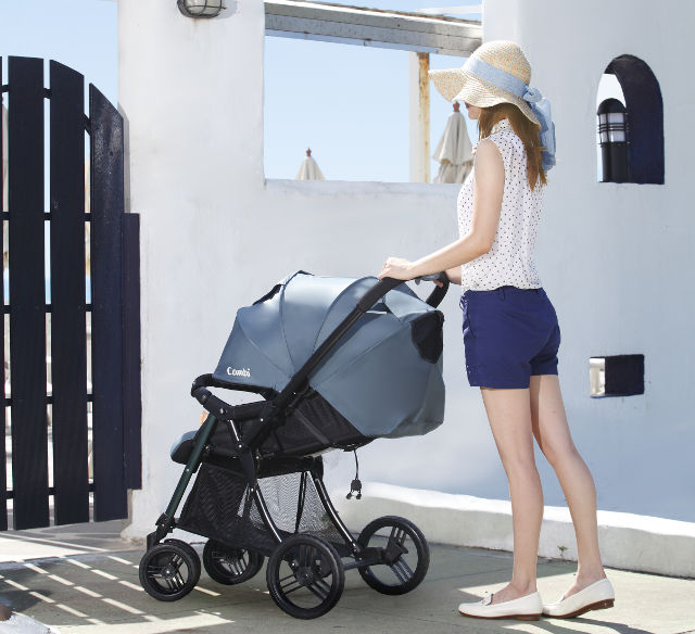 Picking the right stroller for baby