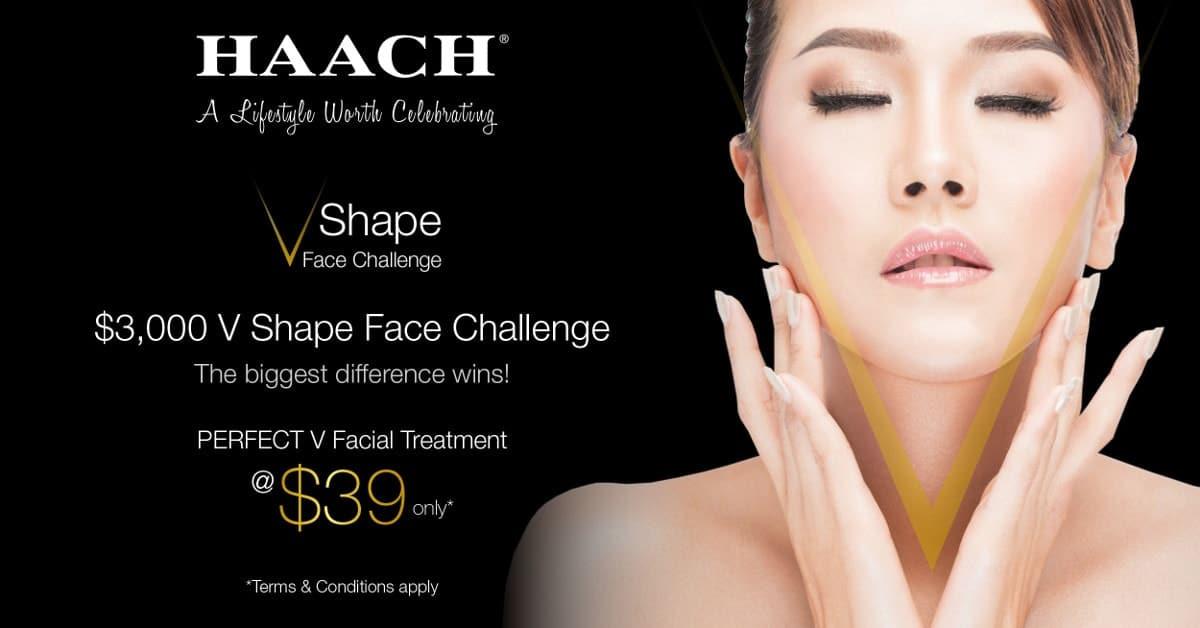 haach v shape challenge