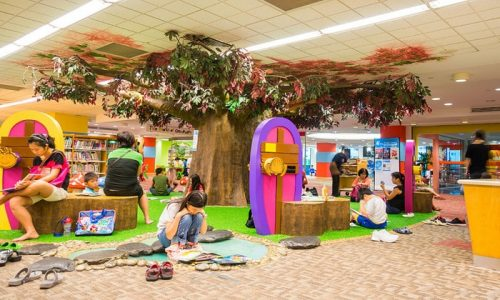 Child Friendly Libraries In Singapore