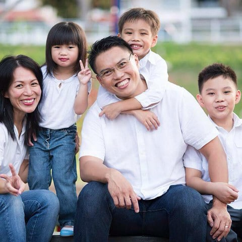 ntuc-assistant-secretary-general-patrick-tay-and-his-family
