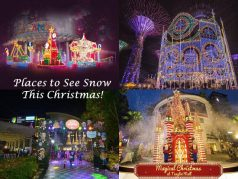 Places To See Snow In Singapore This Christmas 2017