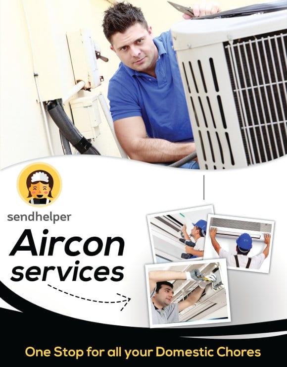 sendhelper aircon