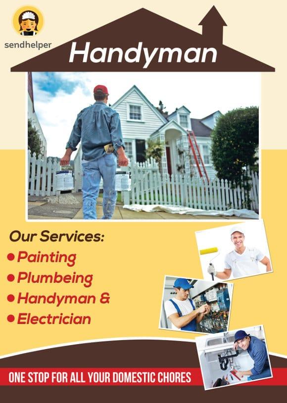 sendhelper handyman