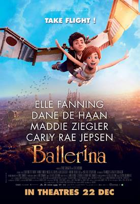ballerina movie singapore