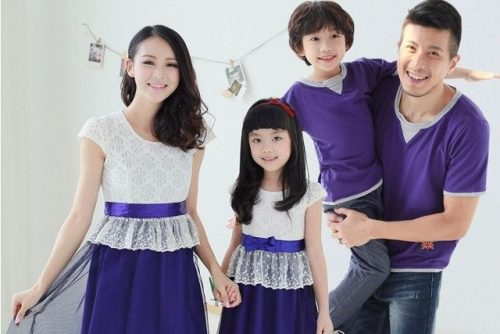 matching apparels for family