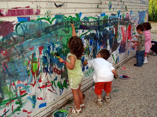 Arts Based Preschools Singapore
