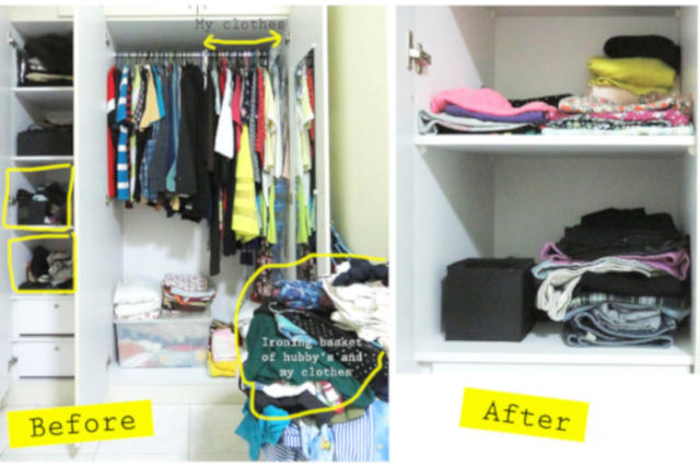 Declutter your home marie kondo way