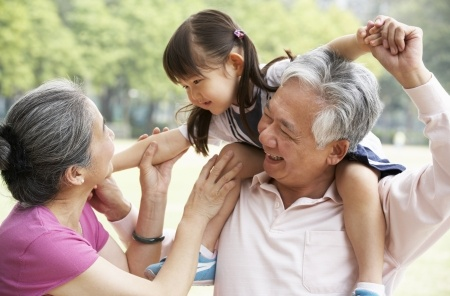 How to Deal With Grandparents Who Spoil Kids