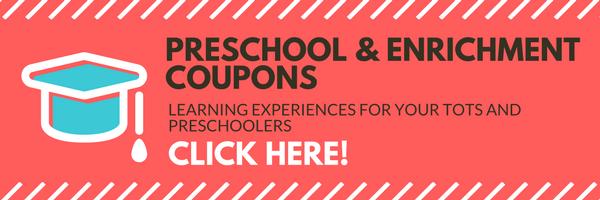 Preschool & Enrichment coupons